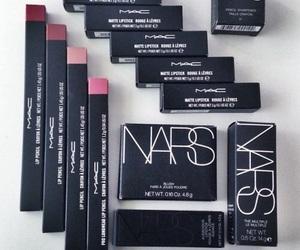 beauty, cosmetics, and lipstick image