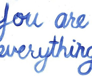 you, cute, and everything image