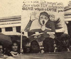 greek, feminism, and Greece image