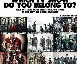 supernatural, The Originals, and the vampire diaries image
