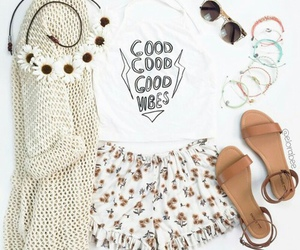 style, summer, and outfit image