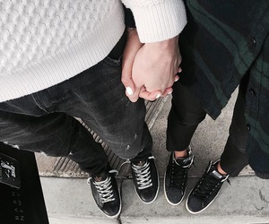 boyfriend, lovers, and couple image