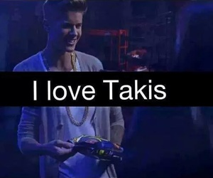 confident, justin, and takis image
