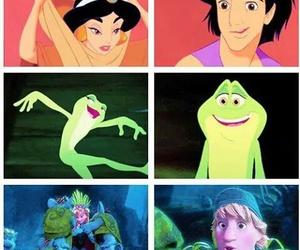 disney, princess, and frozen image