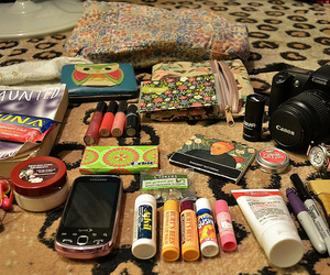 your, what's in my bag, and whats image