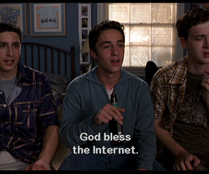 internet, quotes, and american pie image