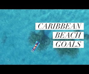 beach, Caribbean, and couples image