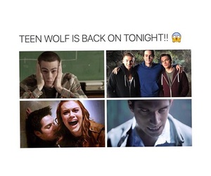 me, yes, and teen wolf image
