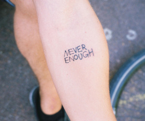 tattoo, never, and photography image