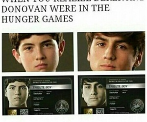 teen wolf, donovan, and hunger games image