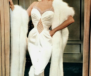 beauty, glamour, and old hollywood image