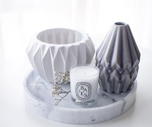 candle, decor, and decoration image