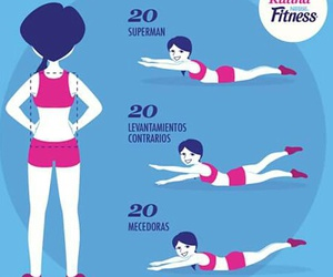 fitness, exercise, and workout image