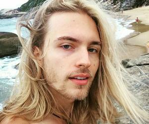 boy, hair, and man image