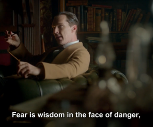 2016, bbc, and holmes image