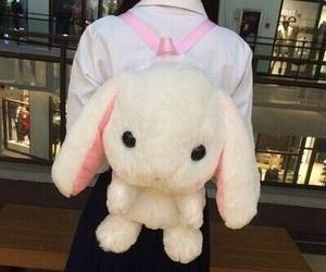kawaii, cute, and backpack image