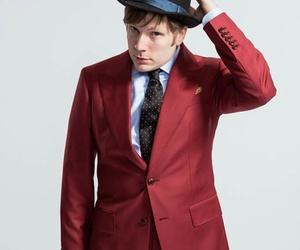 patrick stump, fall out boy, and FOB image
