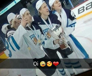 boys, finland, and happiness image