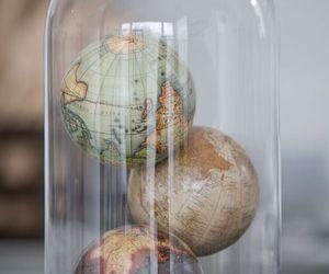 world, globe, and travel image