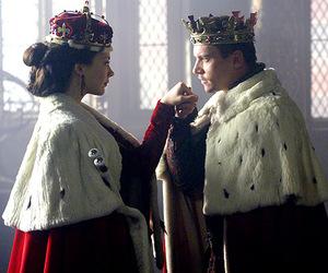The Tudors and anne boleyn image