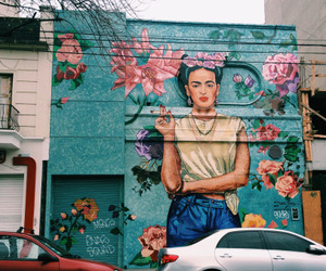 art, frida kahlo, and Frida image