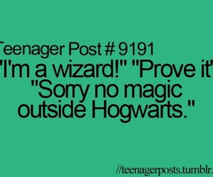 hogwarts, wizard, and harry potter image