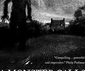 books and a monster calls image