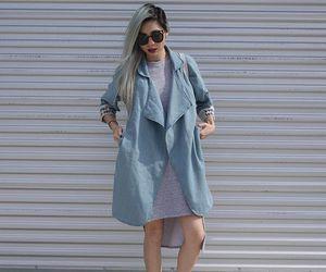 blonde, fashion, and clothing image