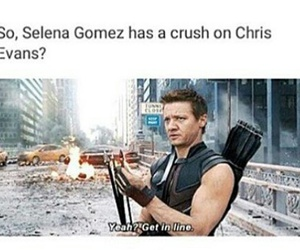 chris evans, crush, and funny image
