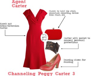 Marvel, plus size, and peggy carter image