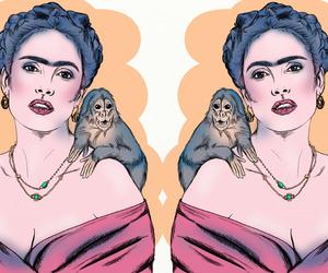 frida kahlo and méxico image