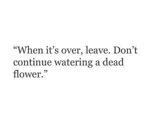 dead, leave, and quote image