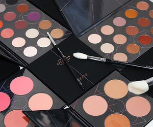 makeup and love image