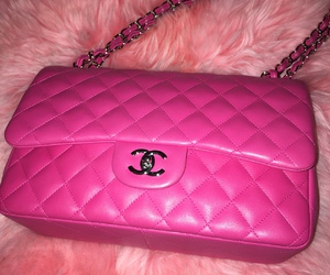 chanel, luxury, and pink image