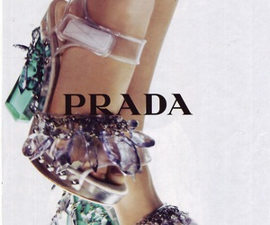 Prada, shoes, and fashion image