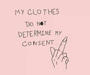 clothes and consent image