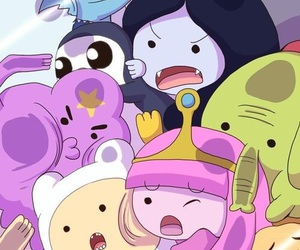 iphone, wallpapers, and adventure time image