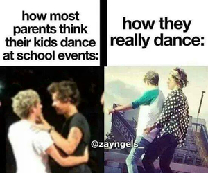 one direction, dance, and Harry Styles image