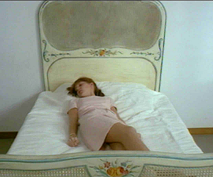 bedroom, new wave, and screencap image