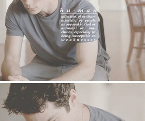 serie, teen wolf, and stiles image