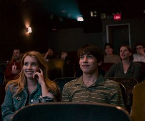 couples, emma roberts, and movies image