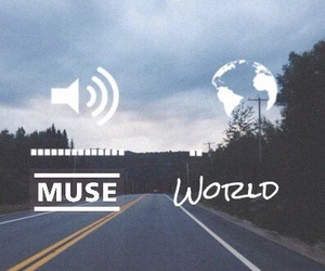 muse and world image