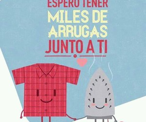 love, frases, and couples image