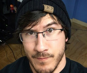 markiplier, mark fischbach, and youtuber image