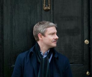 Martin Freeman, sherlock, and sherlock bbc image
