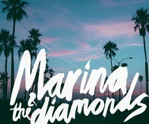 girls, marina, and palm image