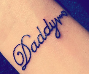 beautiful, first tattoo, and love image