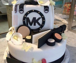 cake, make up, and mk image