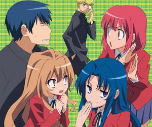 anime, ToraDora!, and taiga aisaka image