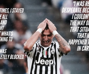 football, Juventus, and quotes image
